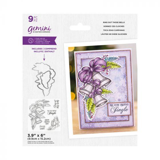 Gemini - Stamp & Die - Ring Out Those Bells