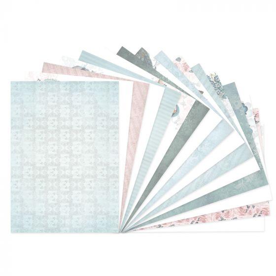 Teal Treasures Luxury Card Inserts