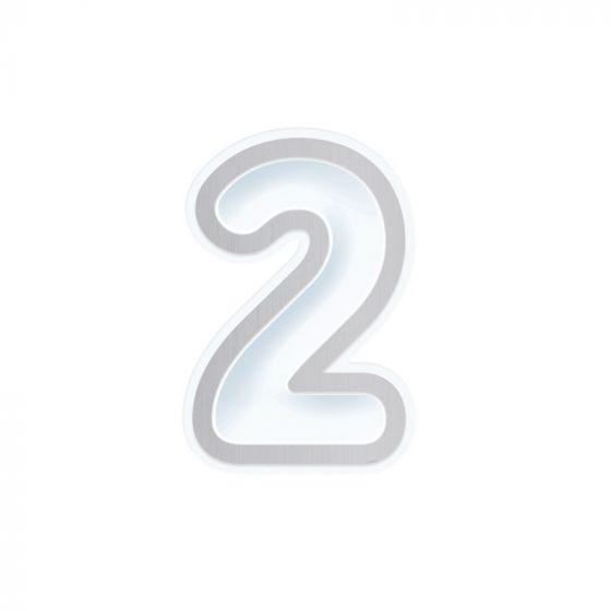 Number 2 Die & Shaker Set