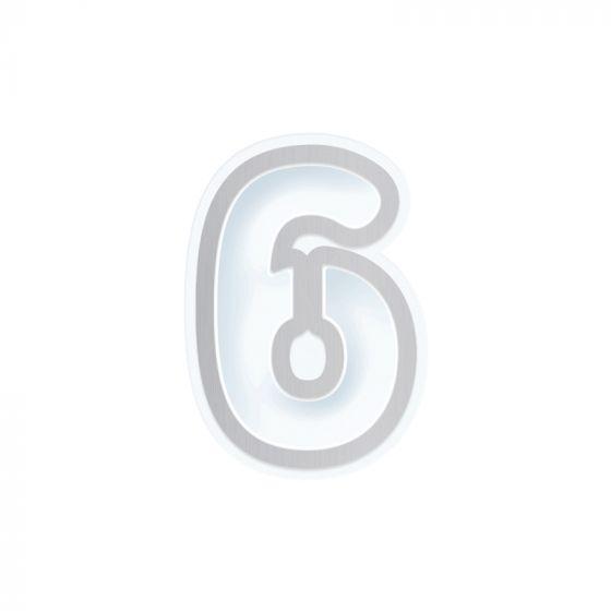 Number 6/9 Die & Shaker Set