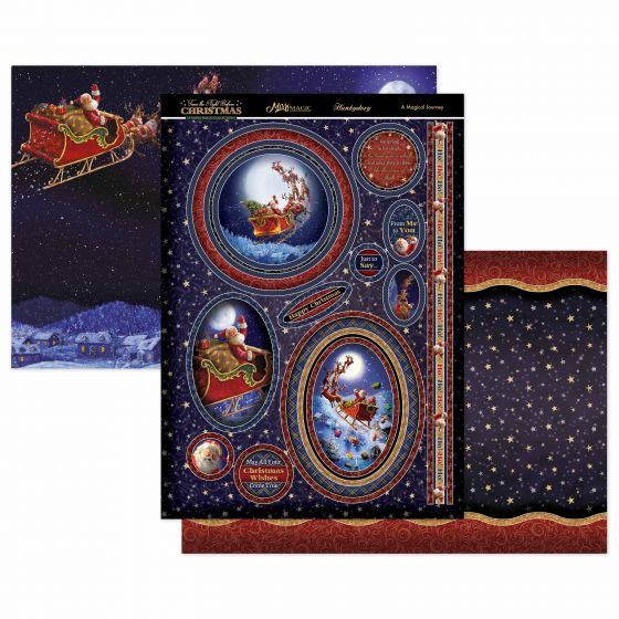 A Magical Journey Mirri Magic Topper Set