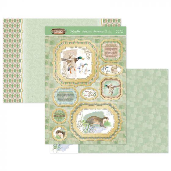 The Mallard & Otter Luxury Topper Set