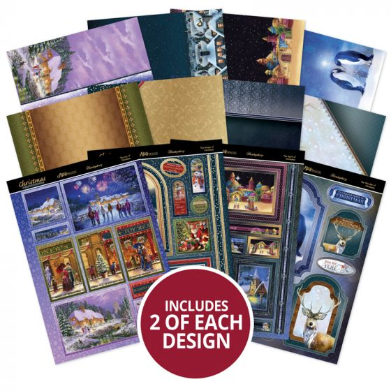 Christmas Reflections Mirri Magic Topper Collection