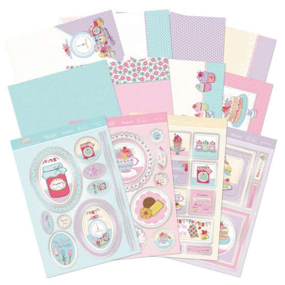 Simply Scrumptious Deluxe Card Collection