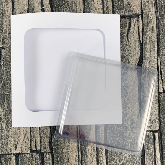 Dimensional Card Kit - Rounded Corner Square