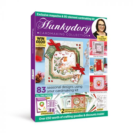 Hunkydory Design Collection Box Magazine Issue 9