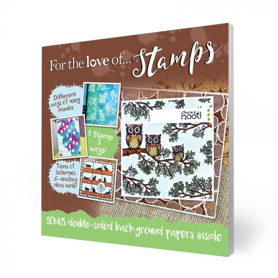 For the Love of Stamps Magazine - Issue 7