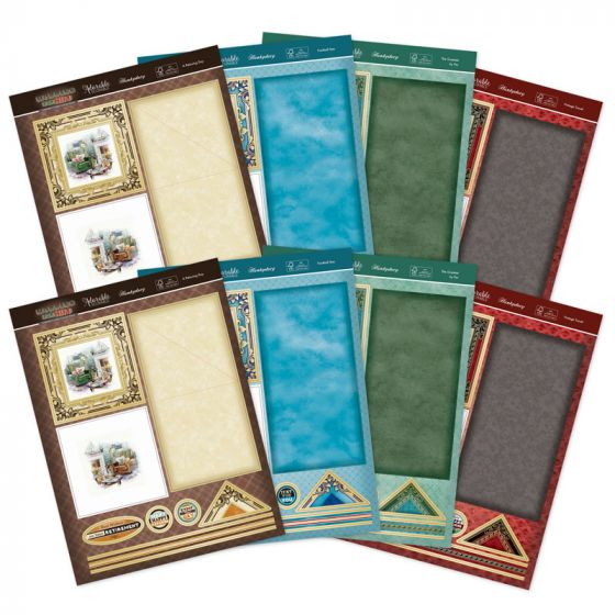Hobbies For Him Twisted Easel Concept Cards
