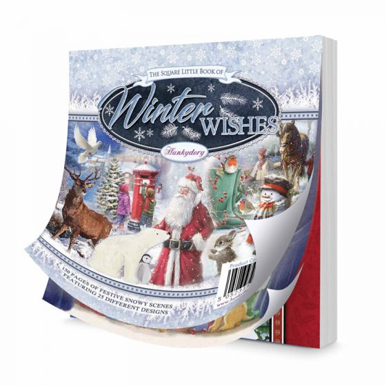 The Square Little Book of Winter Wishes