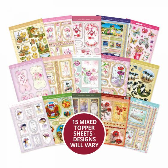 Card Toppers Variety Megabuy