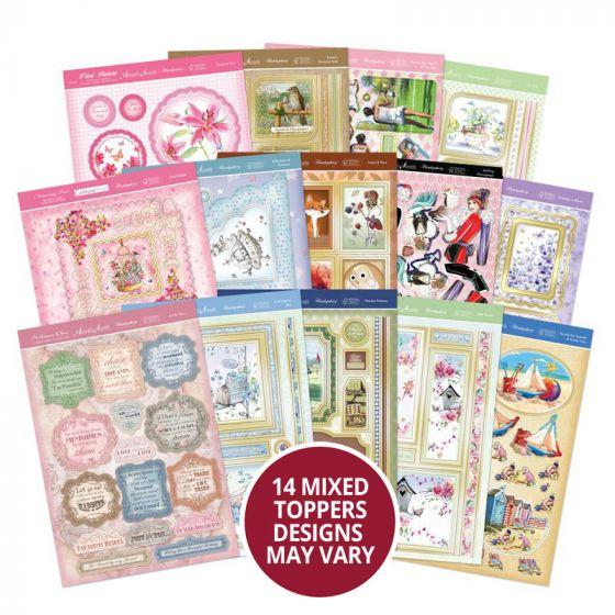 Card Toppers Variety Pack