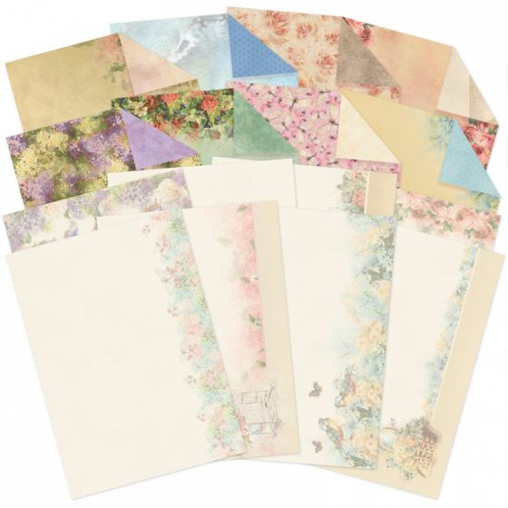 Garden Party Inserts & Papers