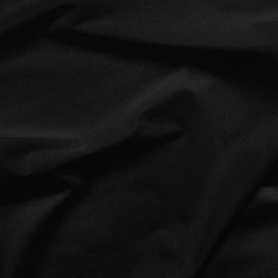 Solids Cotton Fabric - Ebony