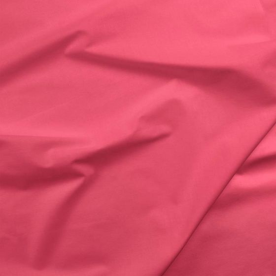 Solids Cotton Fabric - Hot Pink