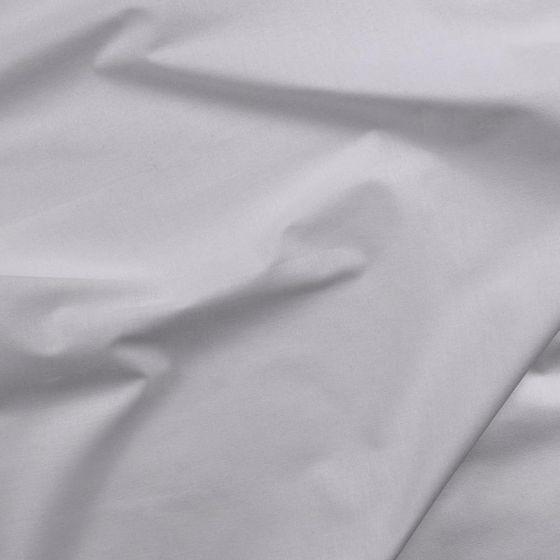 Solids Cotton Fabric - Aluminium