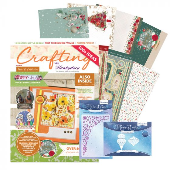 Crafting with Hunkydory Project Magazine - Issue 49