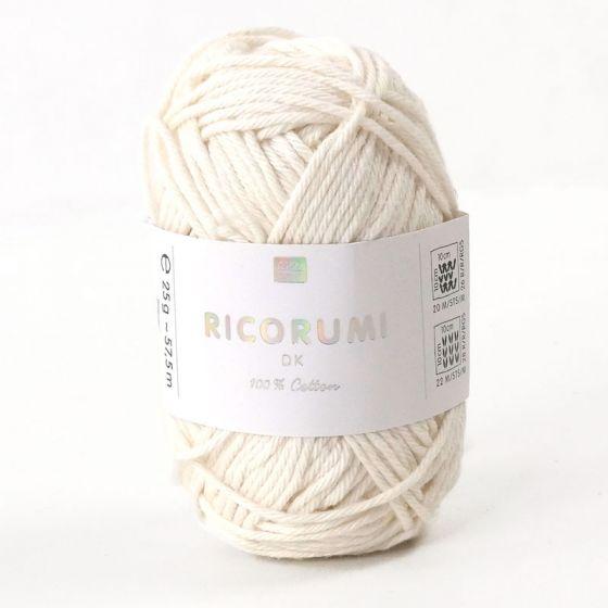 Cream Ricorumi DK 25g