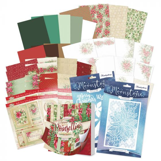 Forever Florals - Poinsettia Ultimate Collection