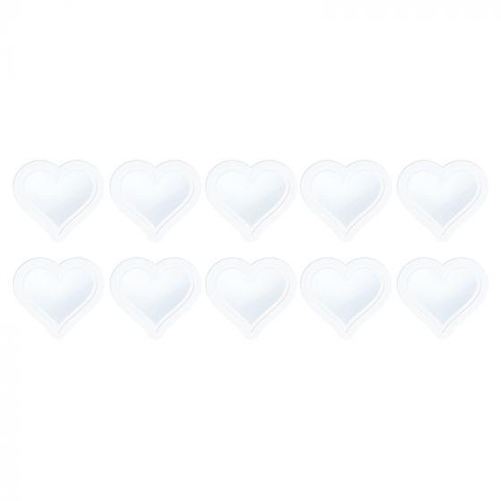 Shaker Set - Heart Blister Refill Set