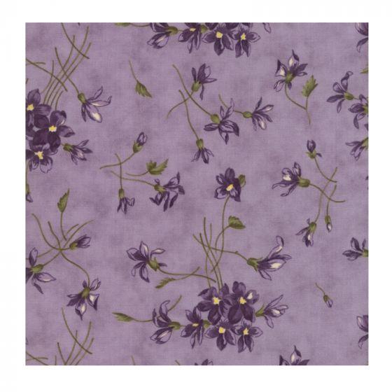 Moda Sweet Violet - Violet Spray Lilac