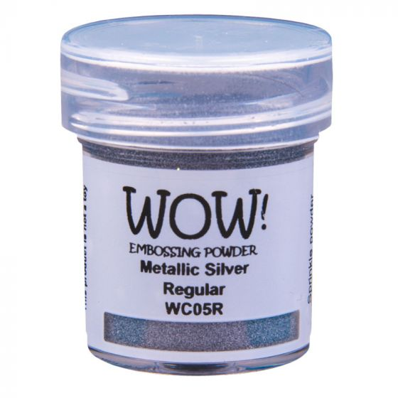 Wow Embossing Powders - Silver