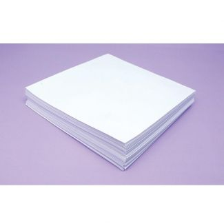 Bright White 100gsm Envelopes -Size 7 x 7 - Approx 50
