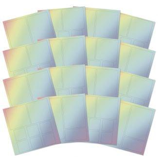 Picture Perfect Mirri Mats - Rainbow