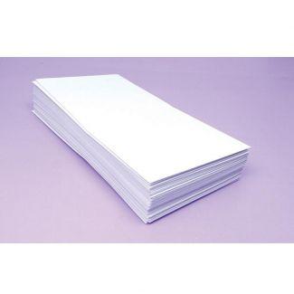 BULK Bright White 100gsm Envelopes -Size DL - x 1,000 Envelopes