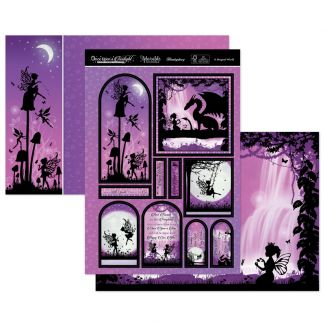 A Magical World Luxury Topper Set