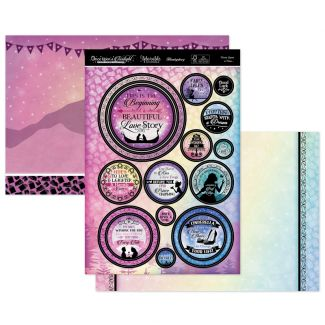Once Upon A Time Luxury Topper Set