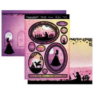 Twilight Wonderland Luxury Topper Set