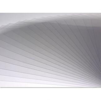 Heavyweight Acetate - 220 micron x 5 Sheets
