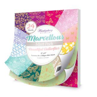 Marvellous Mirri Pad - Beautiful Butterflies