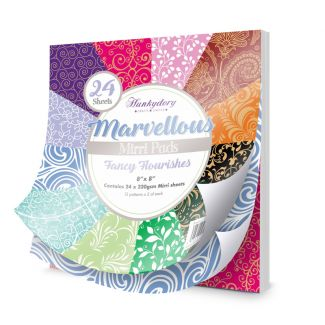 Marvellous Mirri Pad - Fancy Flourishes