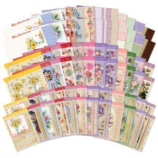 Floral Favourites Designer Deco-Large Collection