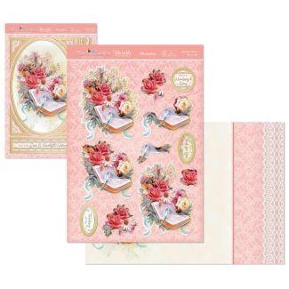 Floral Favourites Designer Deco-Large - Heartfelt Wishes