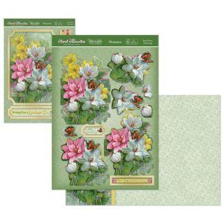 Floral Favourites Designer Deco-Large - Floral Fancy