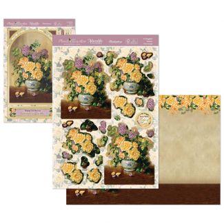 Floral Favourites Designer Deco-Large - A Delightful Display