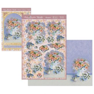 Floral Favourites Designer Deco-Large - Perfect Petals