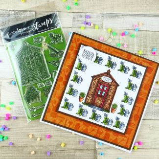 For the Love of Stamps - Shed Loads of Love
