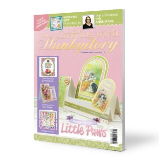 Crafting with Hunkydory Project Magazine - Issue 41
