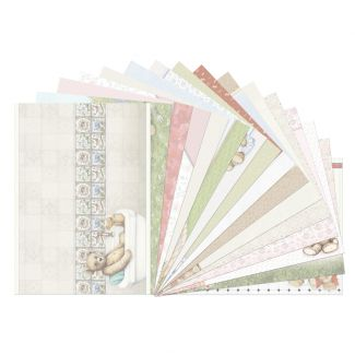 Teddy Bear's Picnic Luxury Inserts for Cards