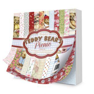 "Teddy Bear's Picnic 8"" x 8"" Paper Pad"