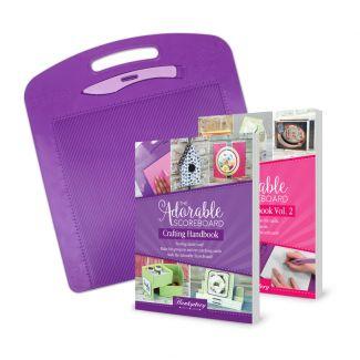 The Adorable Scoreboard & Handbook Vol.1 & Vol.2 Bundle