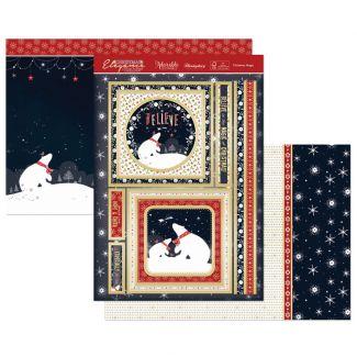 Christmas Magic Luxury Topper Set