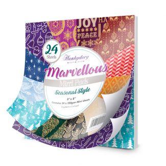 Marvellous Mirri Pad - Seasonal Style