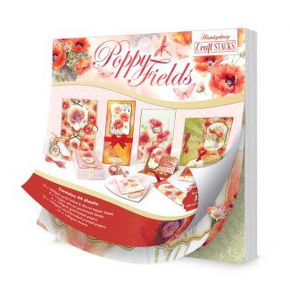 Poppy Fields Craft Stack
