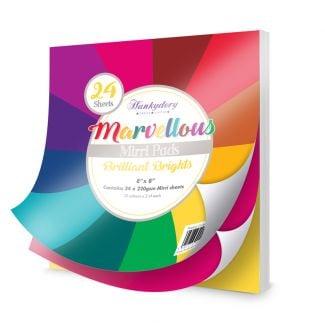 Marvellous Mirri Pad - Brilliant Brights