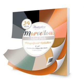 Marvellous Mirri Pad - Magnificent Metallics