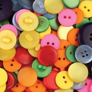Bright Buttons - 140g